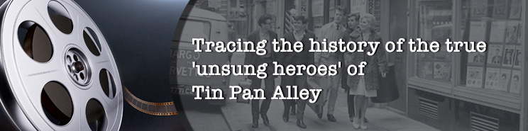 Tales from Tin Pan Alley