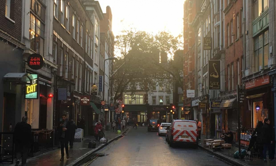 The future of Denmark Street?